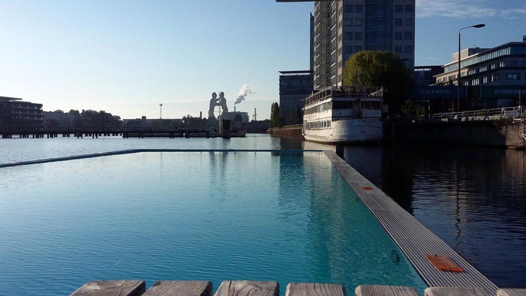 Badeschiff Pool