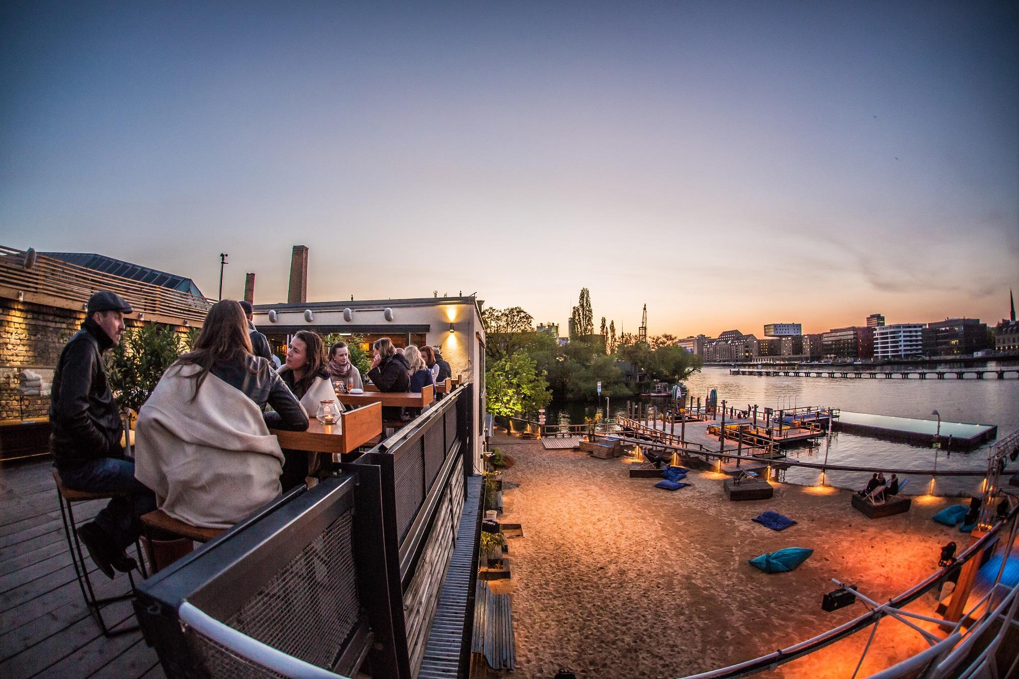 Resultado de imagen de arena berlin terrace