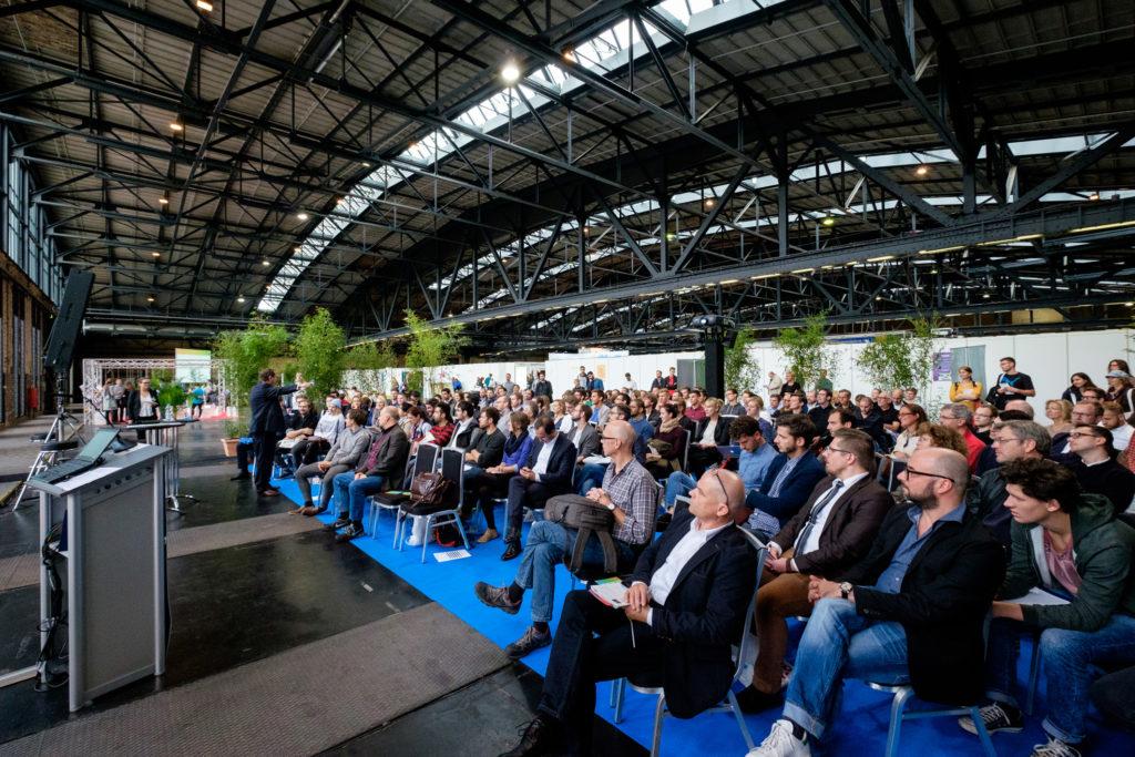 DeGut 2016, Eröffnungsveranstaltung Deutsche Gründer- und Unternehmertage 2016, Fotograf: André Wagenzik, PEPERONI Werbe- und PR-Agentur GmbH