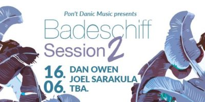 Badeschiff Sessions 2