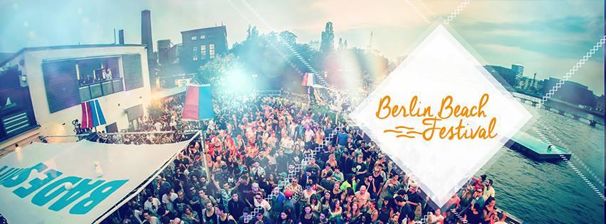 Berlin Beach Festival 2017