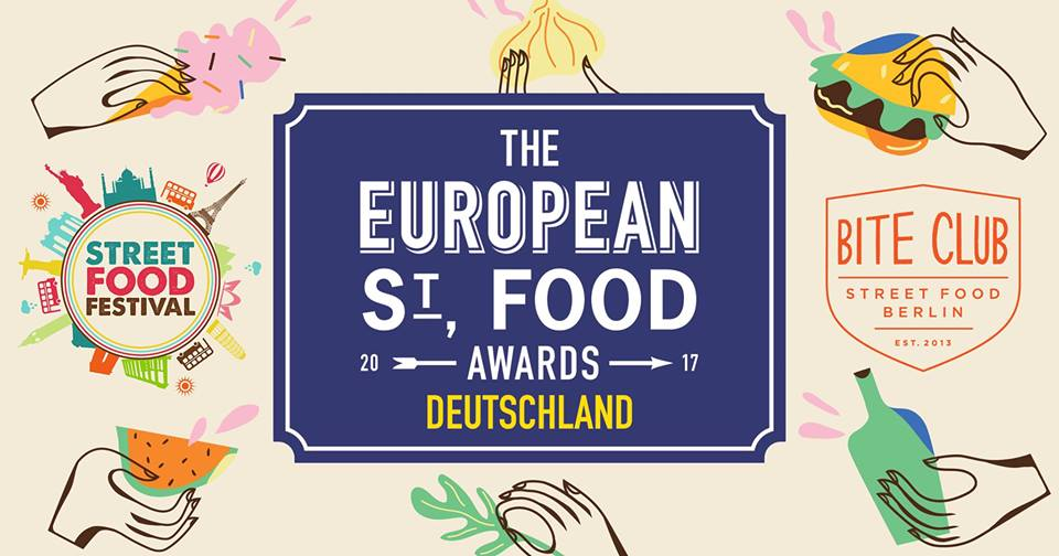 The European Street Food Awards Finals 2017 Arena Freifläche